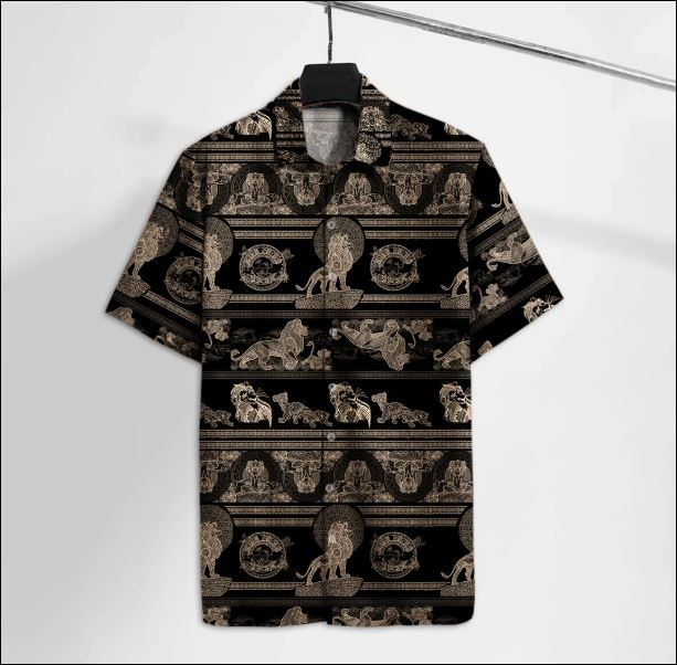 The Lion King hawaiian shirt