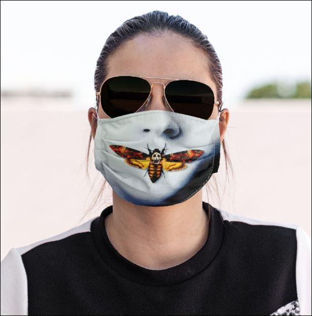 The silence of the lambs face mask