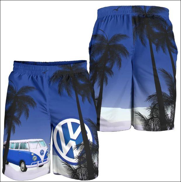 Volkswagen bus beach short