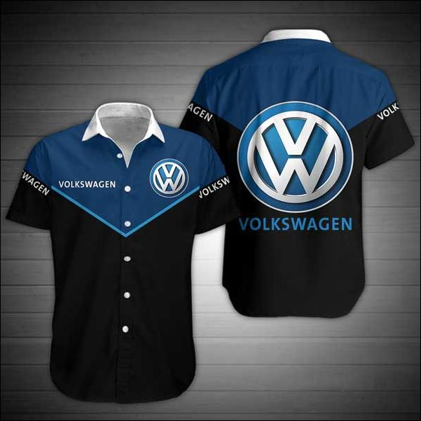Volkswagen hawaiian shirt
