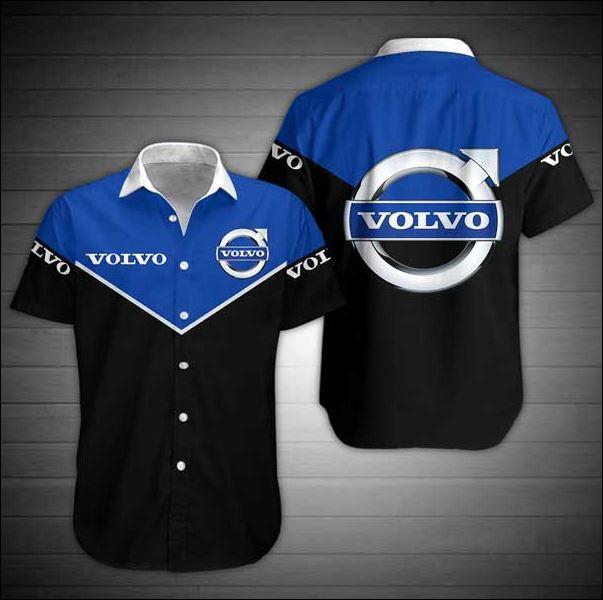 Volvo hawaiian shirt