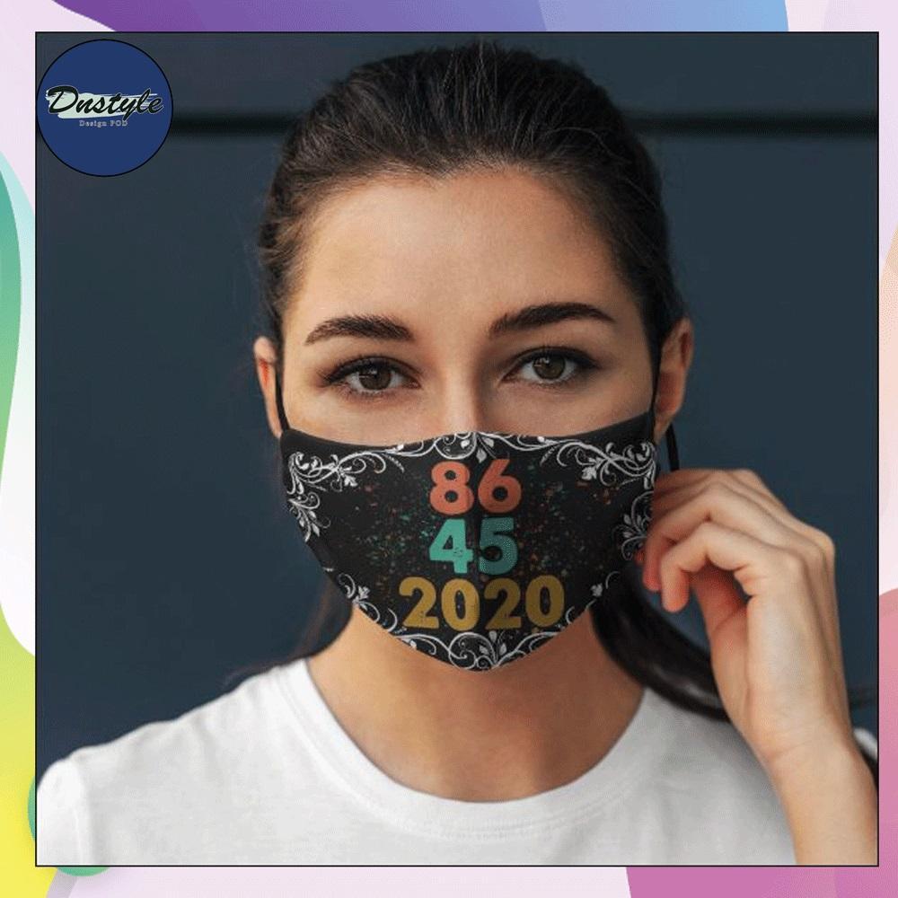Floral 8645 2020 face mask