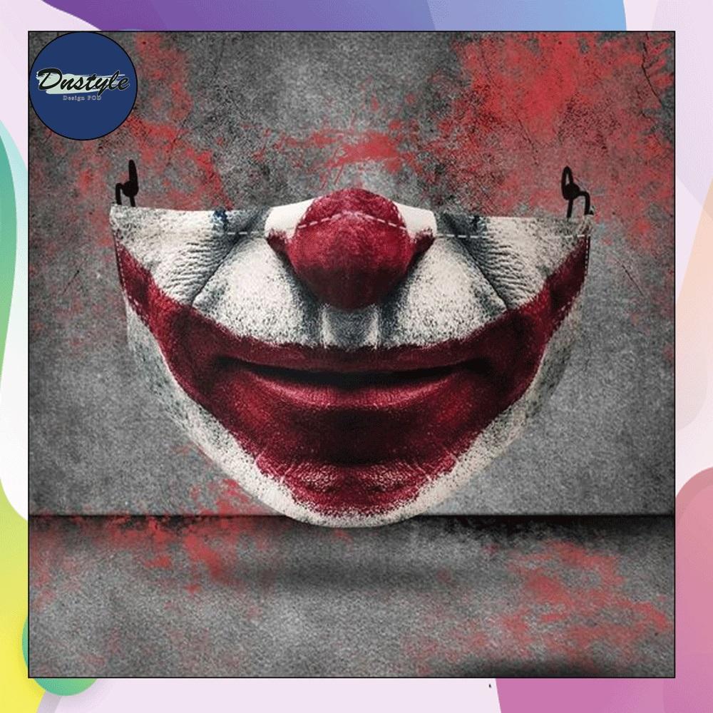 Joker mouth 3D face maskJoker mouth 3D face mask
