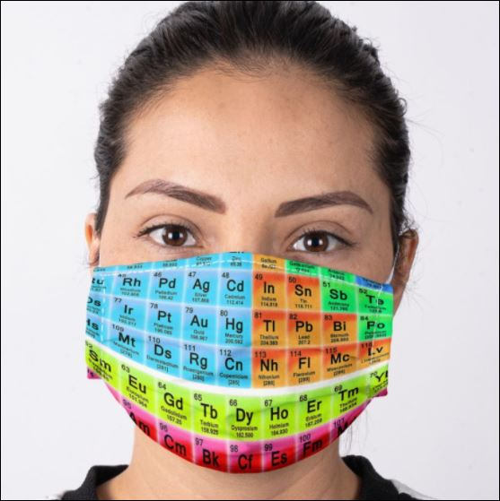 Table Science face mask