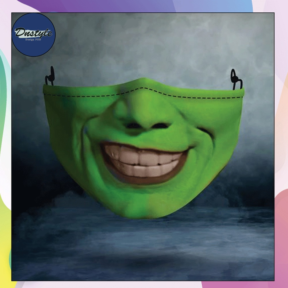 The mask mouth 3D face mask