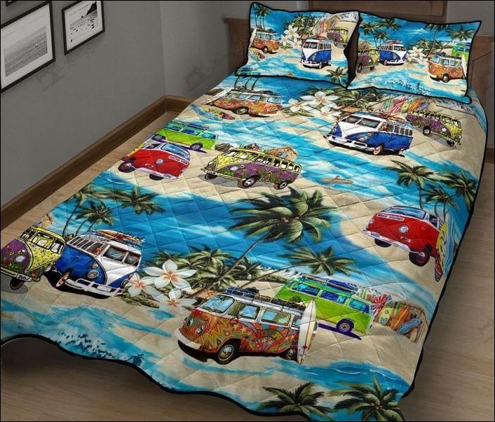 Volkswagen car hawaiian quilt 2