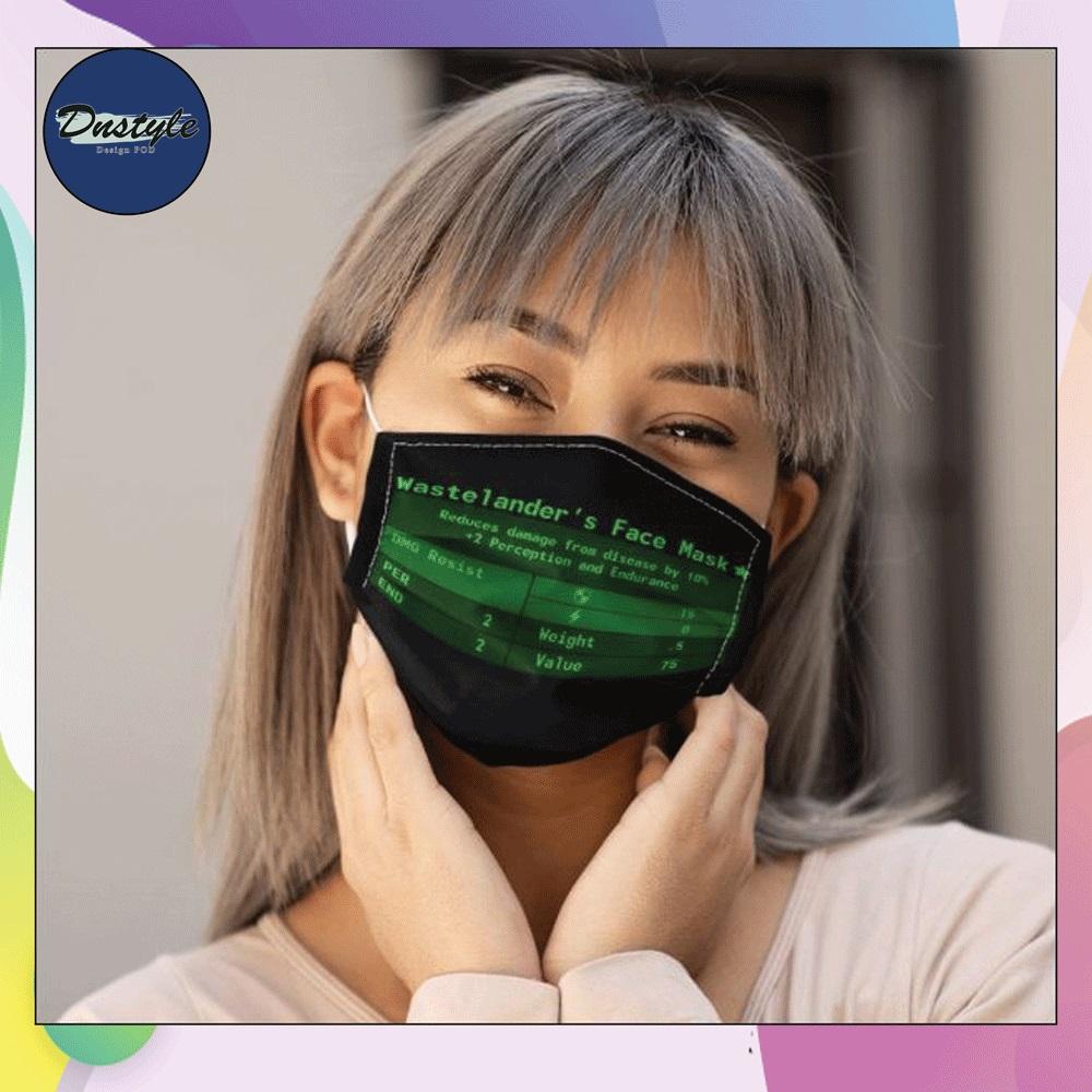 Wastelander's face mask
