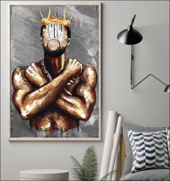 Black Panther Black King vertica poster 1