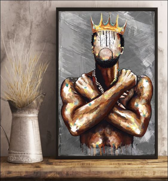 Black Panther Black King vertica poster 3