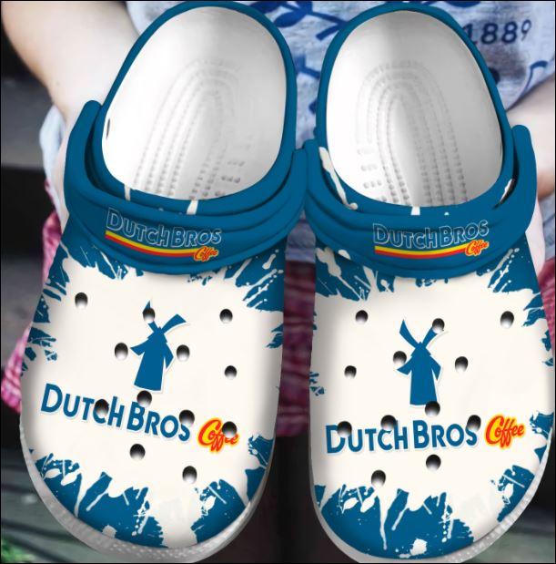 Dutch Bros coffee crocband