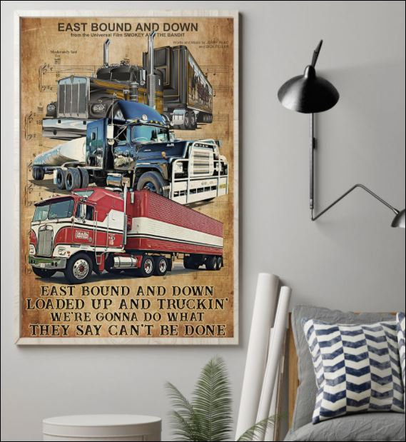 East bound and down poster 1