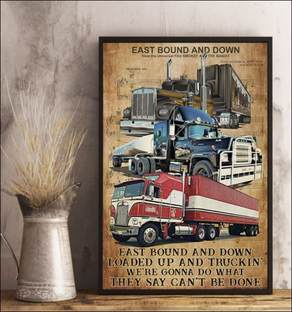 East bound and down poster 2