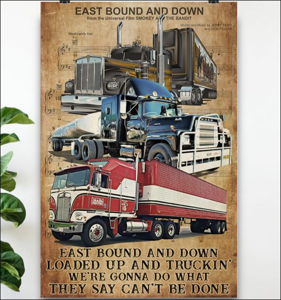 East bound and down poster 3