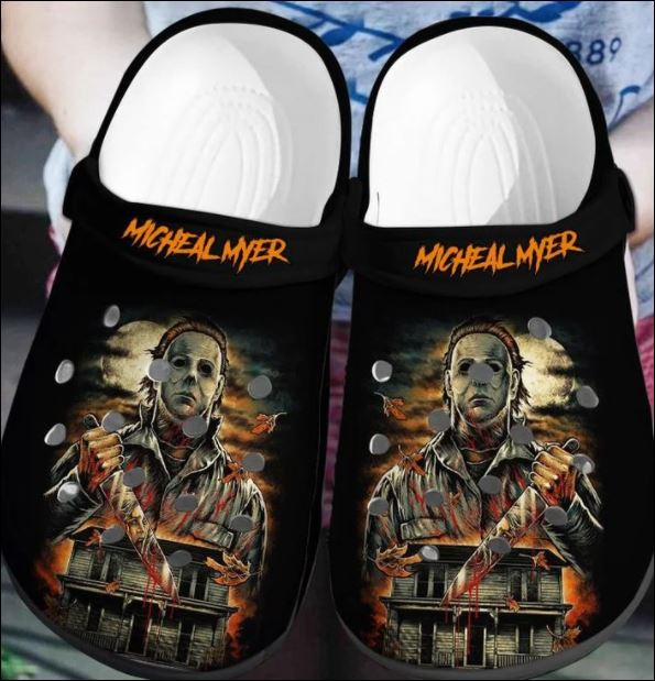 Halloween Michael Myers crocband