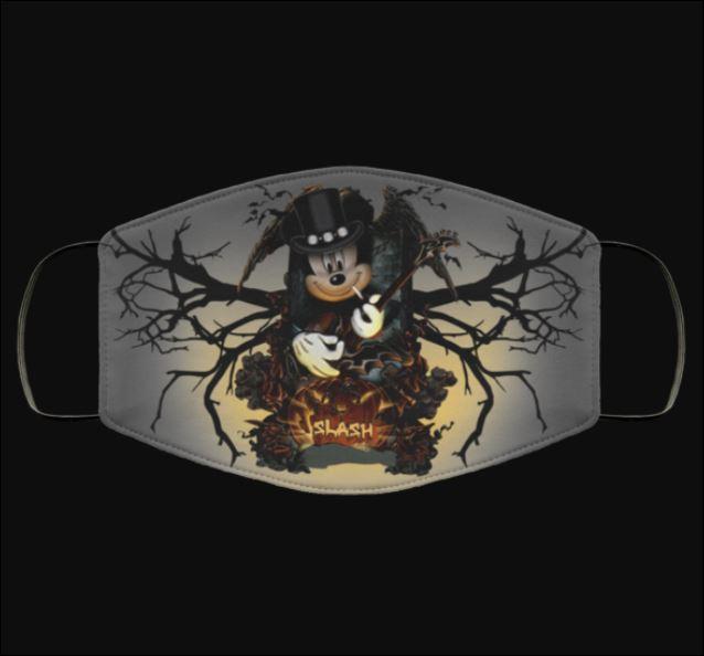 Halloween Mickey Mouse Slash face mask