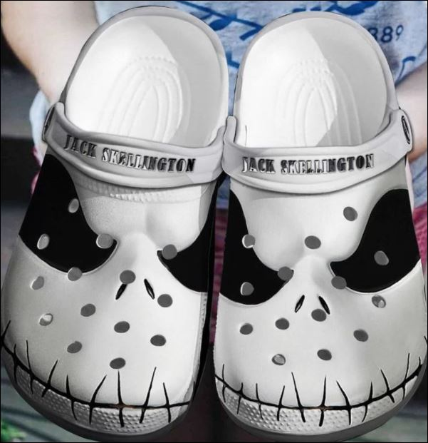 Jack Skellington crocband