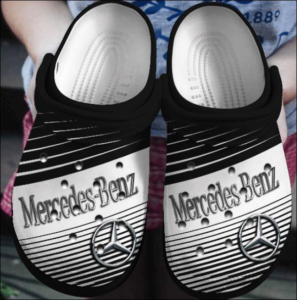Mercedes Benz crocs crocband