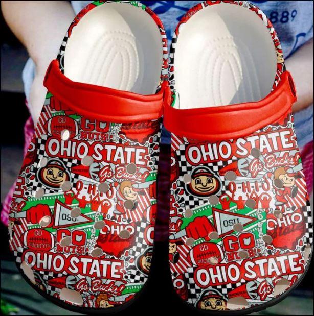 Ohio State go bucks crocband