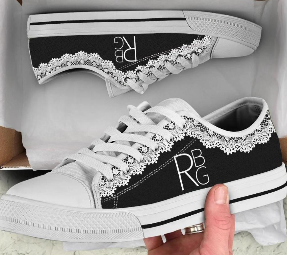 RBG low top shoes