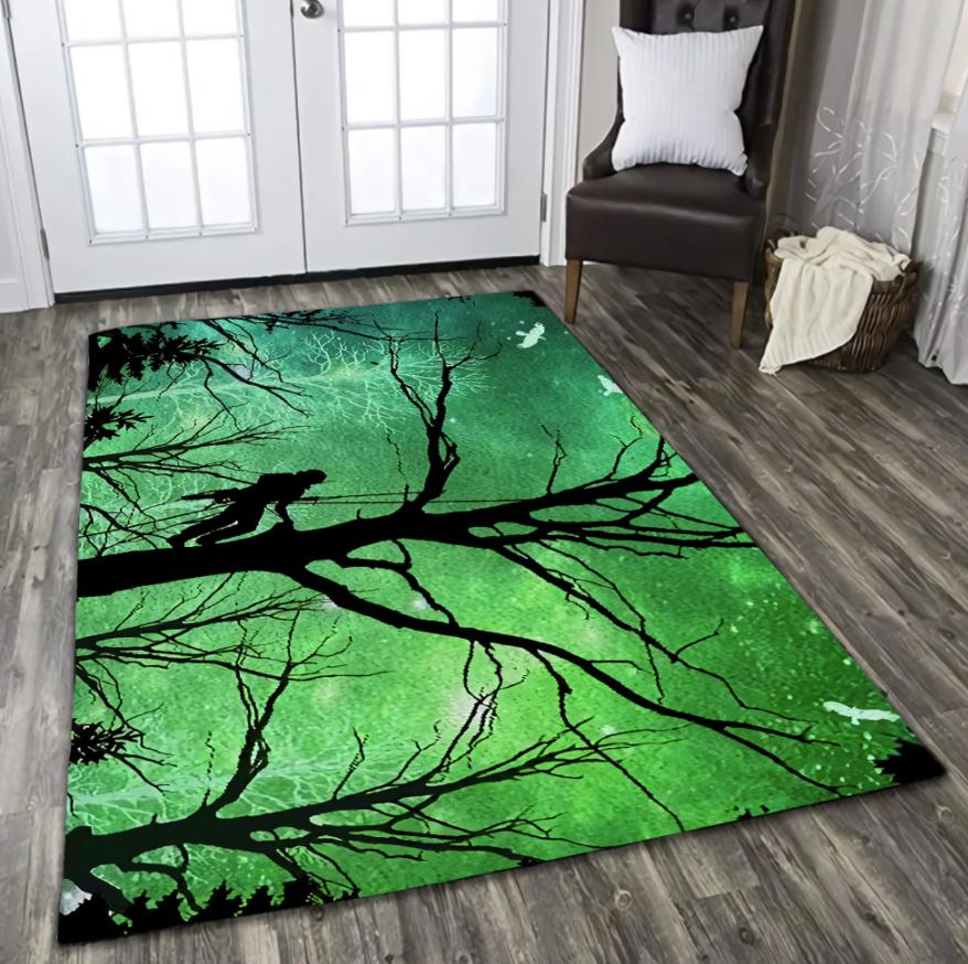 Arborist rug