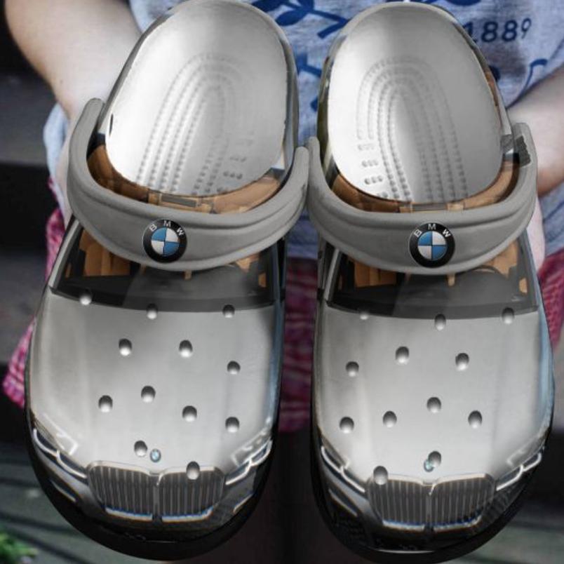 BMW car crocs crocband