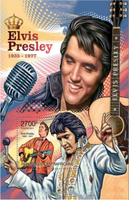 Elvis Presley 1935 1977 poster