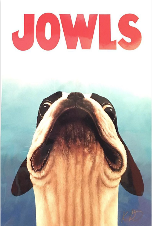 Jowls poster