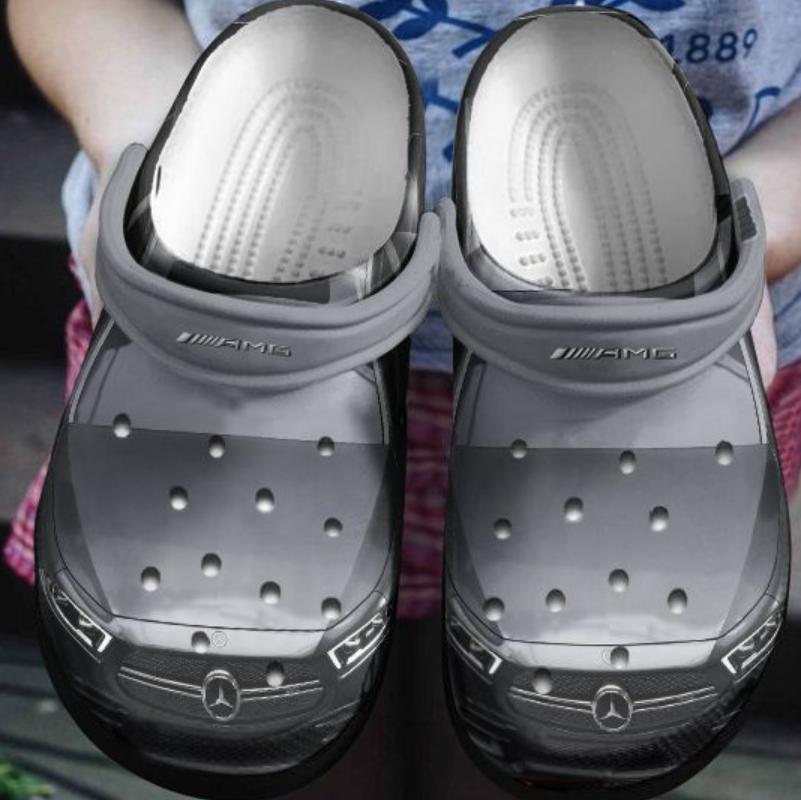 Mercedes-Benz car crocs crocband