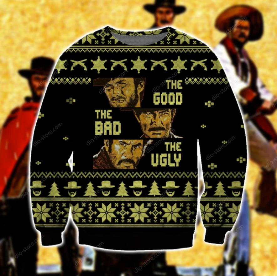The good the bad the ugly ugly sweater
