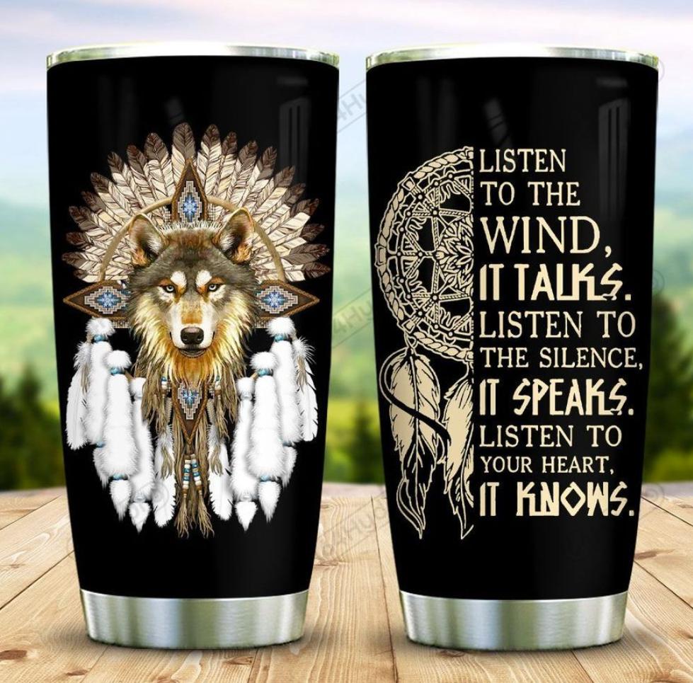 Wolf nation listen to the wind it talks listen to the silence it speaks listen to your heart it knows tumbler