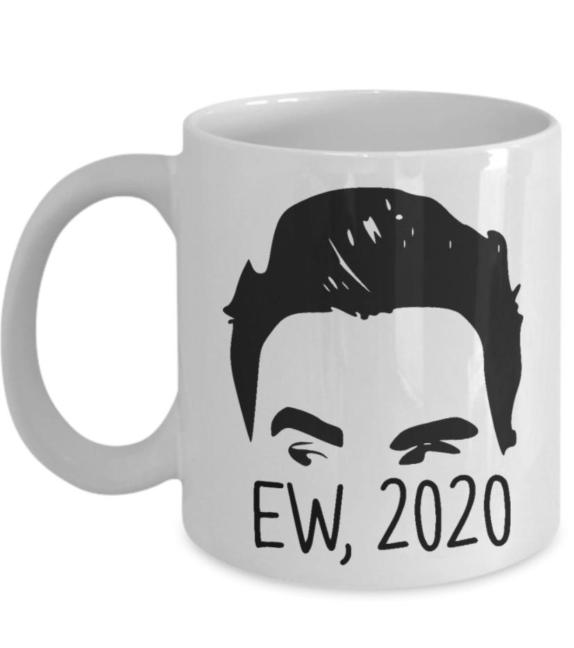 David ew 2020 mug