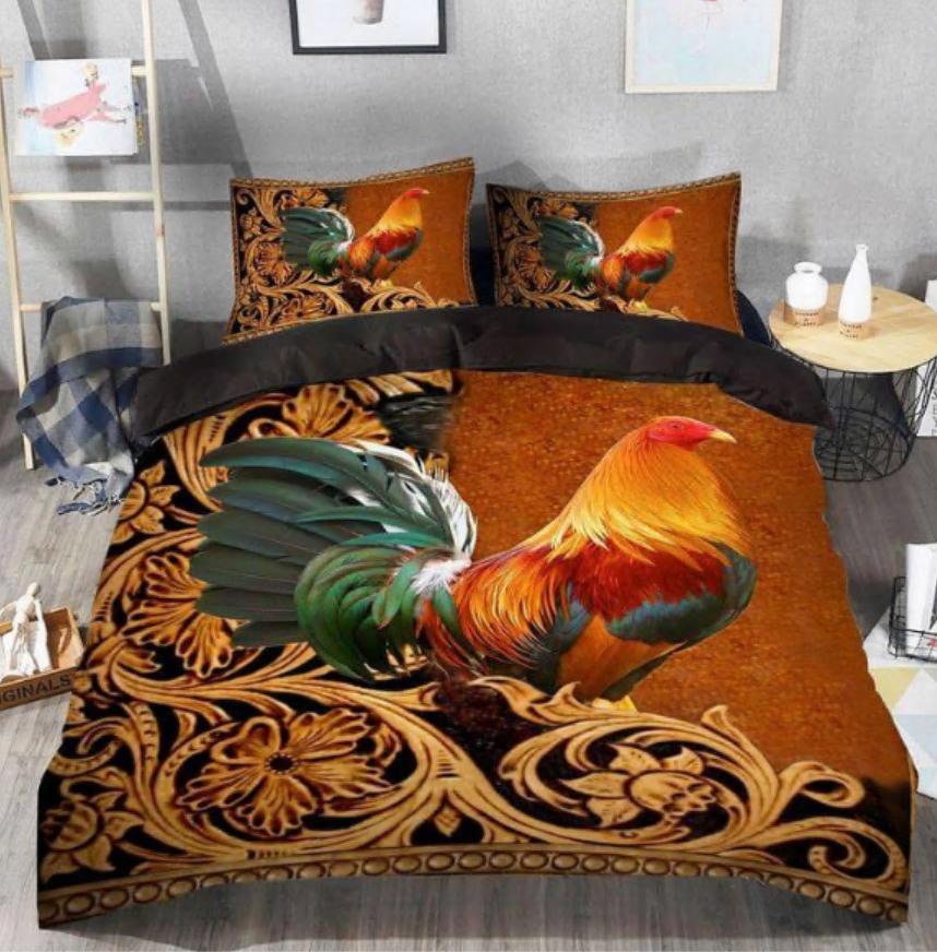 Roaster bedding set