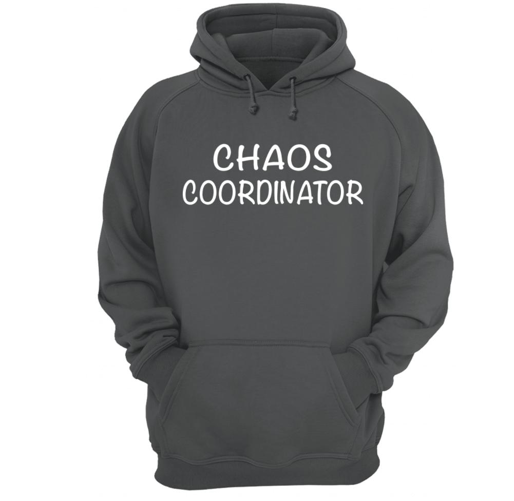 Chaos coordinator hoodie
