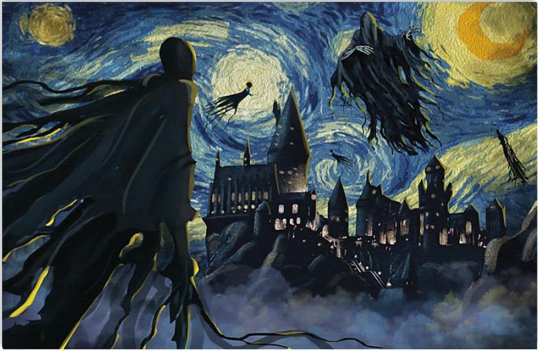Dementor of Azkaban poster