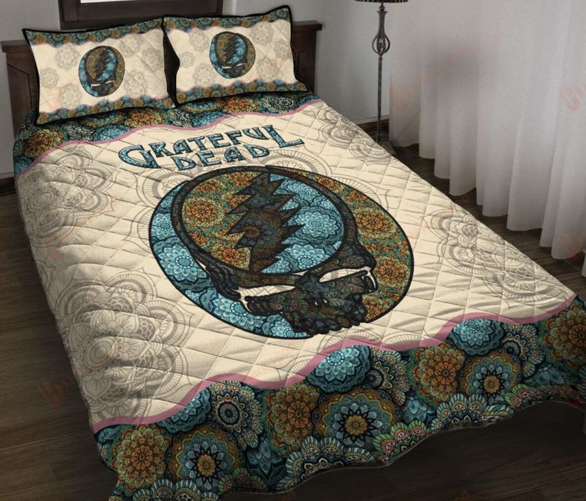 Grateful Dead bedding set
