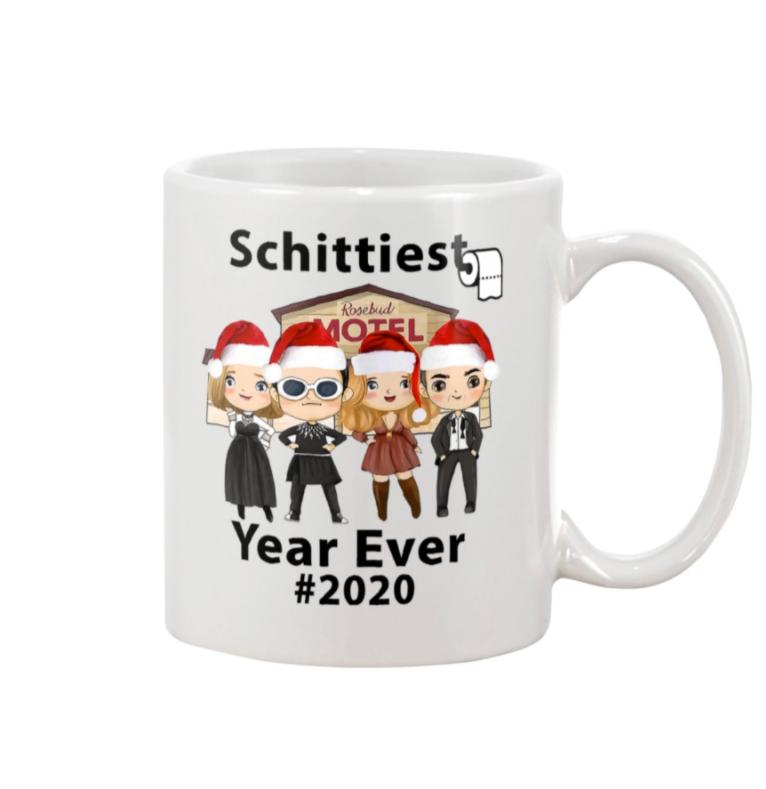 Schittiest year ever 2020 mug