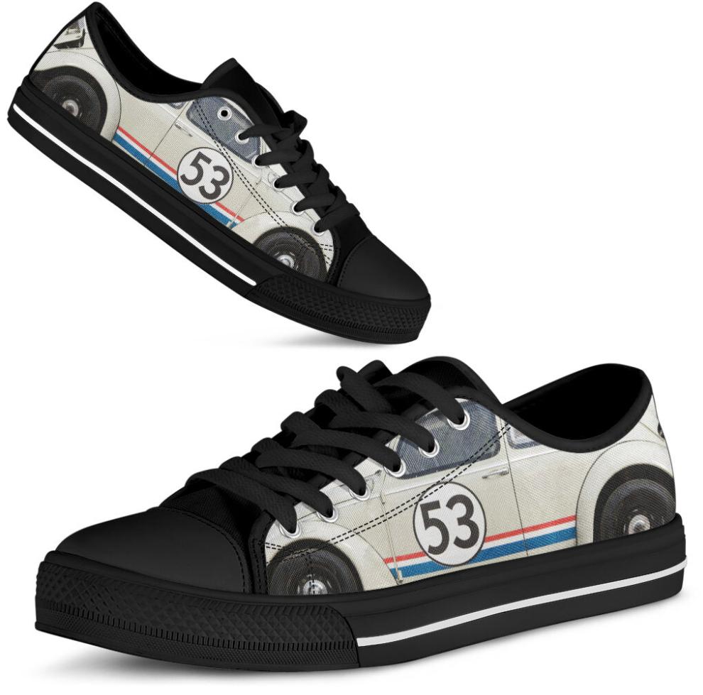 Volkswagen beetle 53 vw beetle low top shoes