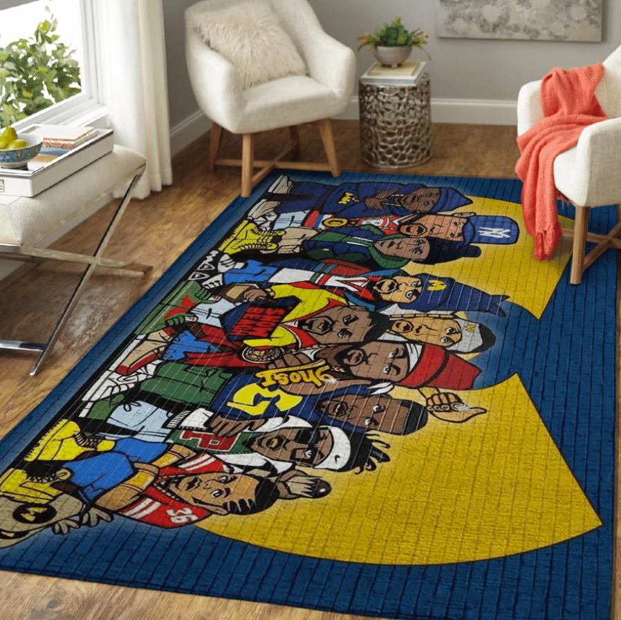 Wu Tang Clan rug