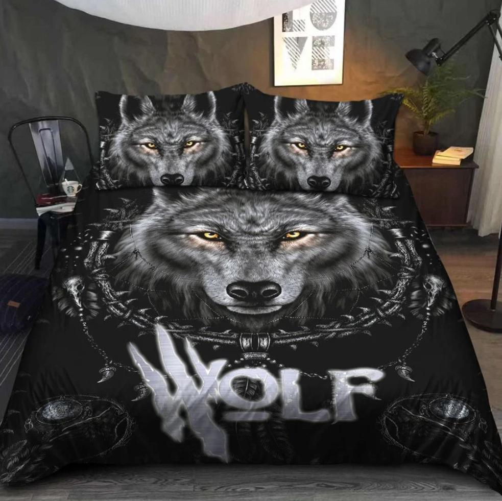 Blackwolf bedding set
