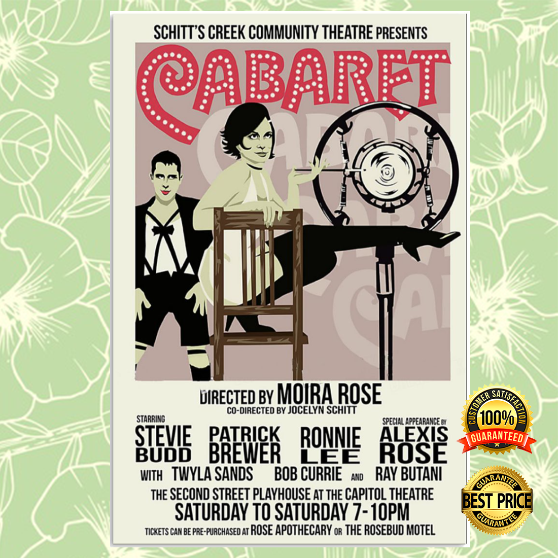 Cabaret poster 5