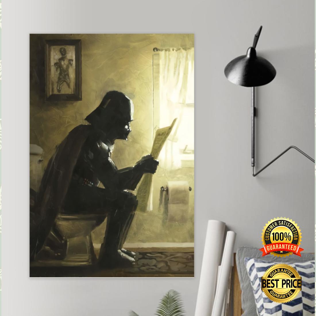 Darth Vader take a sith poster 4