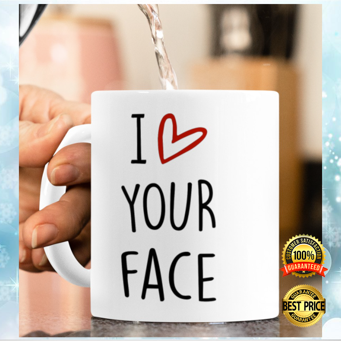 I love your face it looks best between my legs mug 3