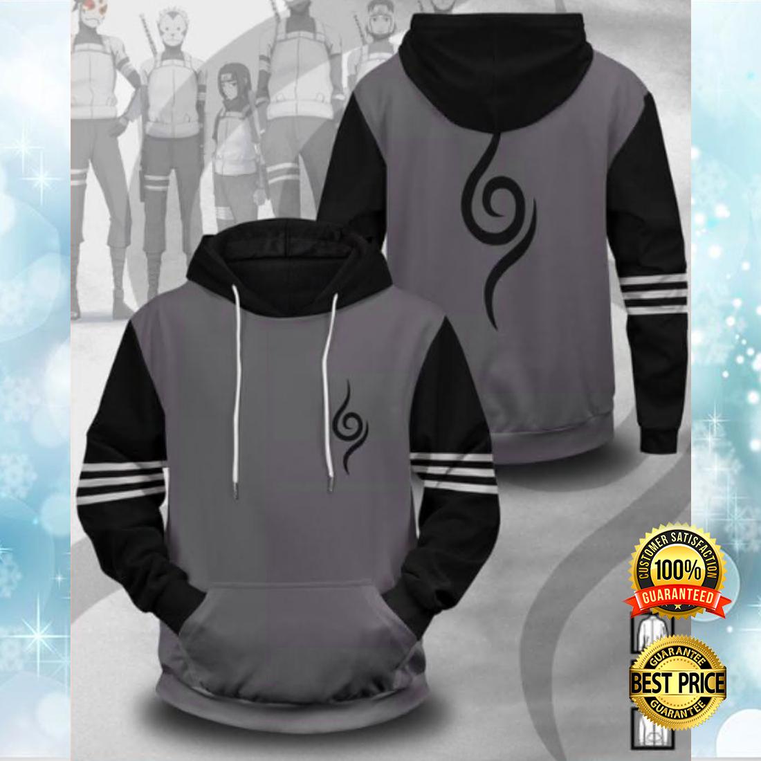 Naruto Anbu logo all over printed 3D hoodie 4