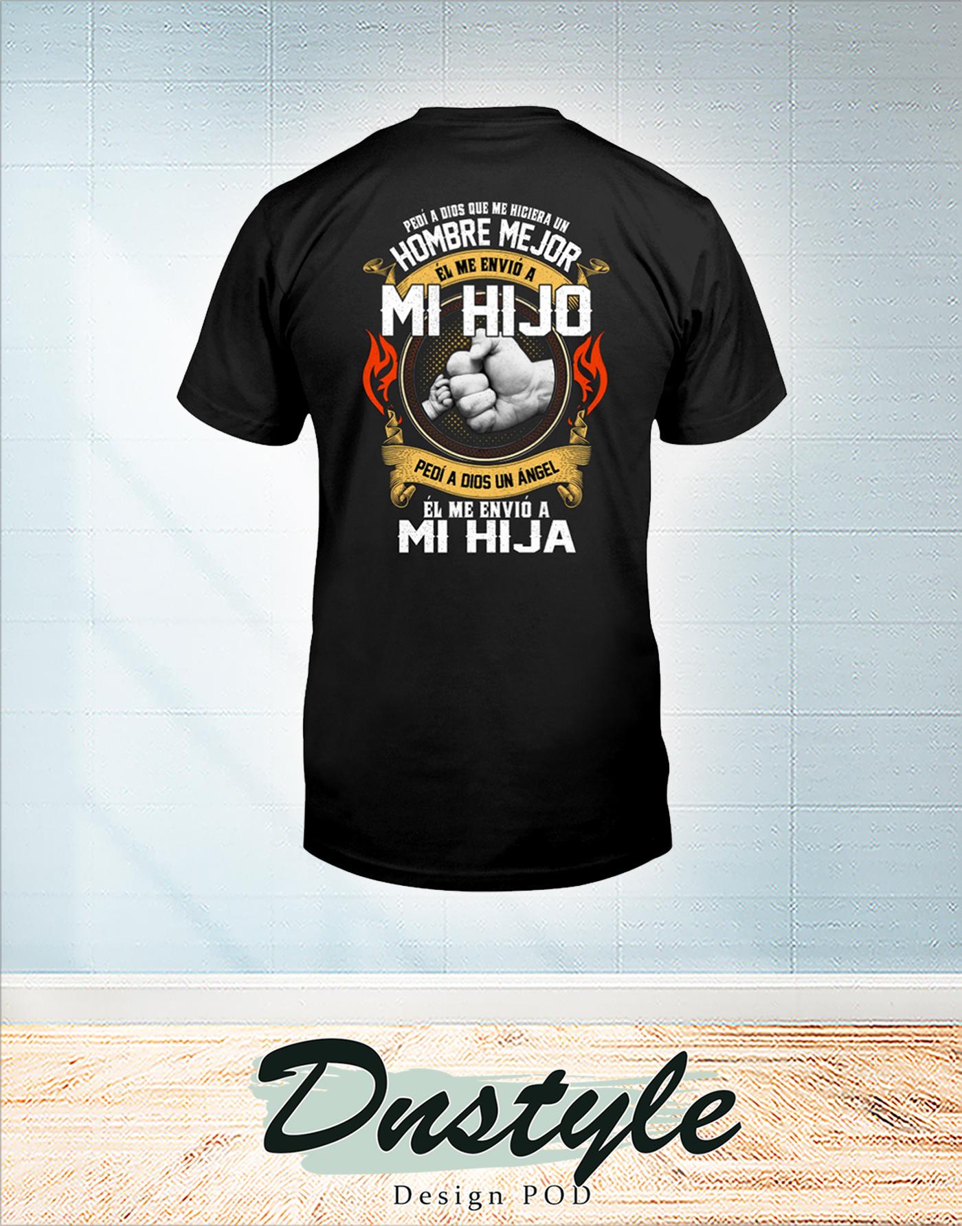 Camisetas sublimadas hombre mejor para papa shirt