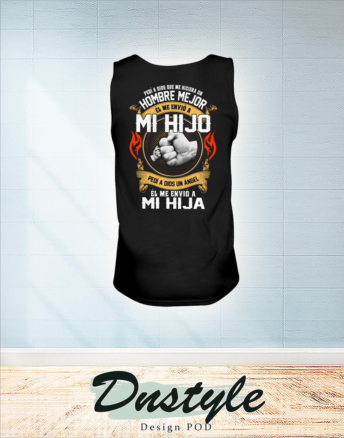 Camisetas sublimadas hombre mejor para papa tank