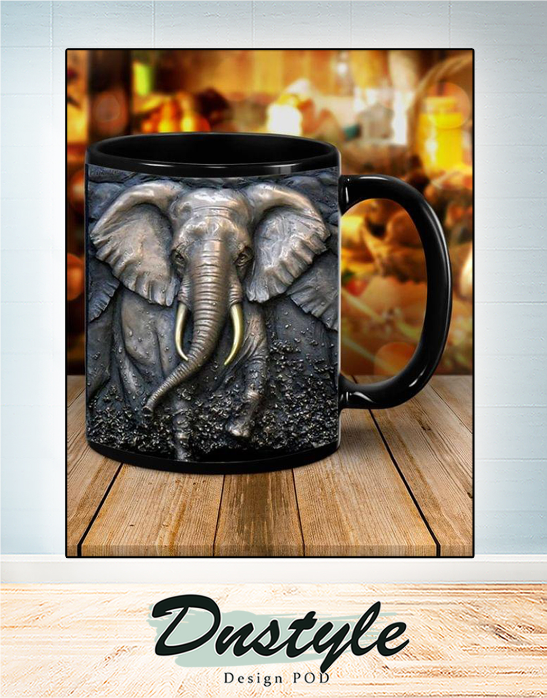 Elephant you are stronger than you are mug 2