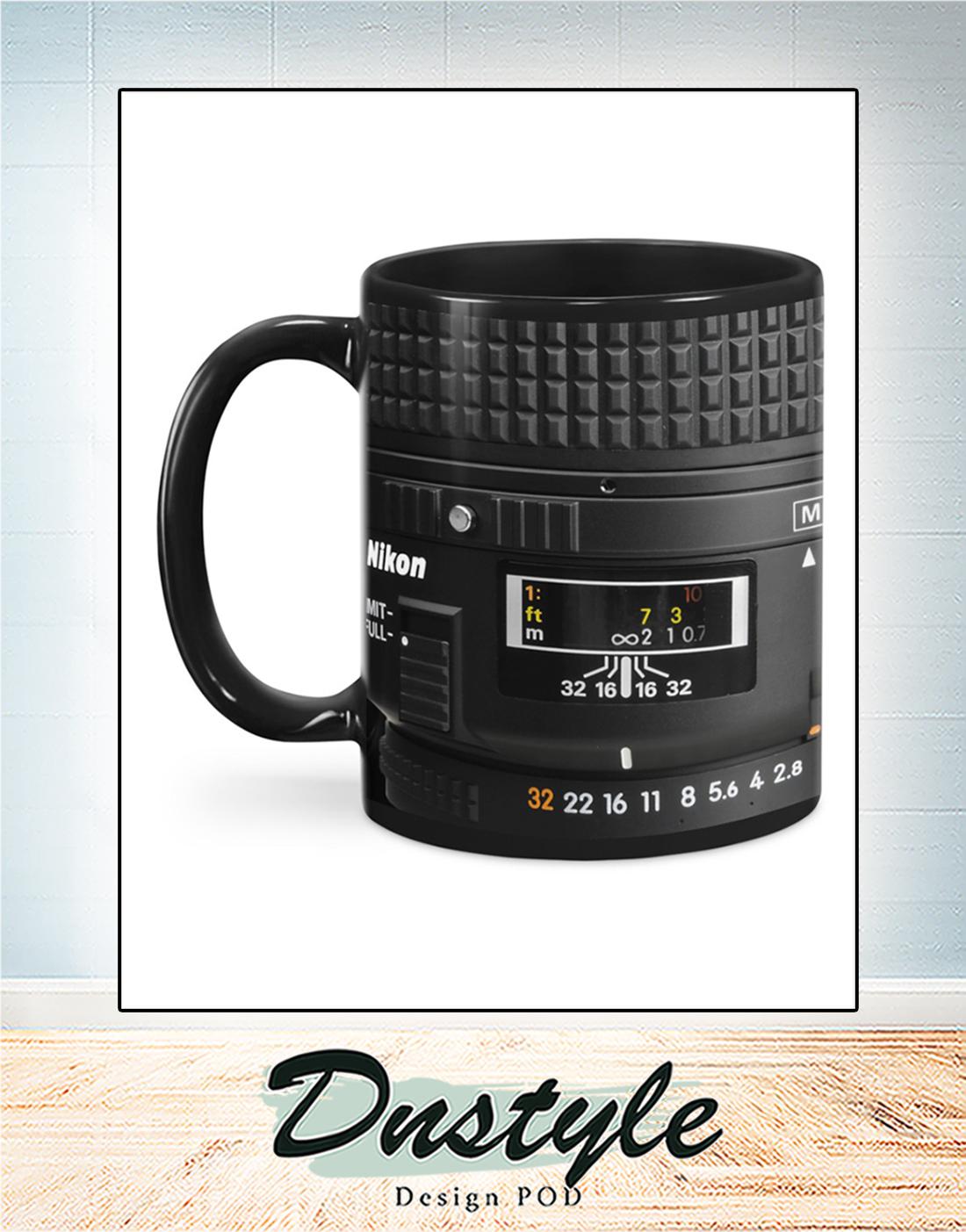 Photographer detail lens mug 1