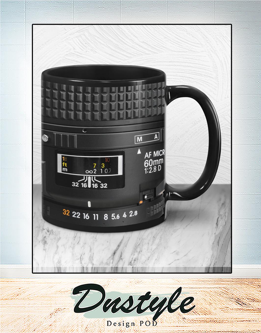 Photographer detail lens mug 2