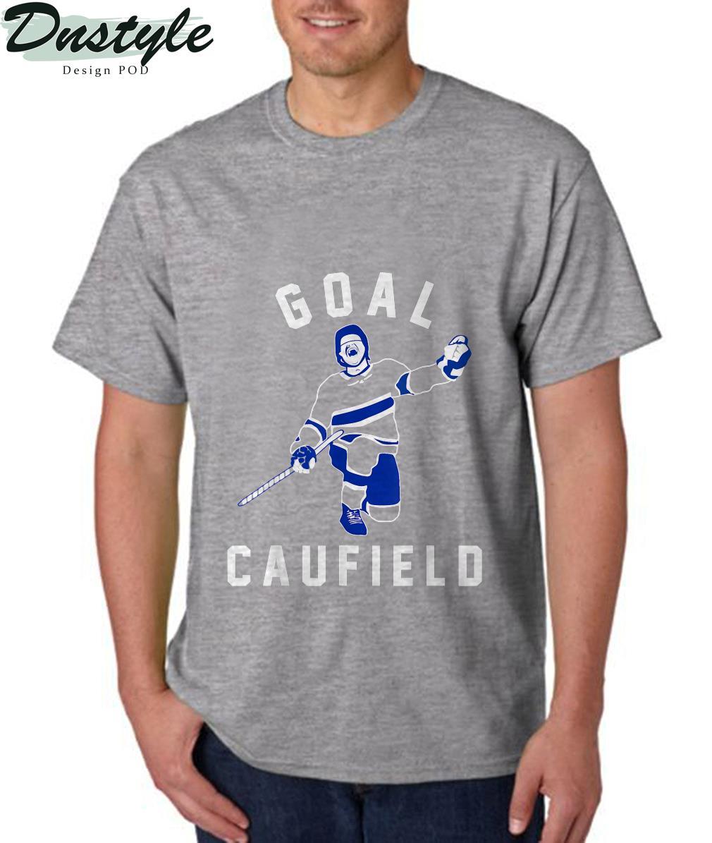 Goal caufield t-shirt