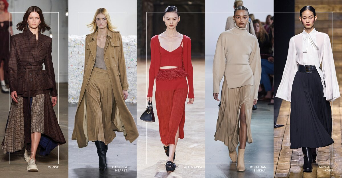 5 best pleated skirt designs that everyone must have